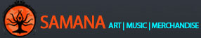 Samana Online : Art / Music / Merchandise